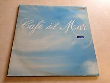 Cafe Del Mar Ibiza LP vinyl 1994 React Jose Padilla UK Import