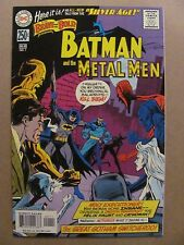 Batman and the Metal Men #1 DC Comics 2000 One Shot 9.6 Near Mint+