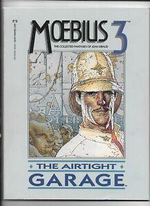 Moebius 3 Airtight Garage Collected Fantasies of Jean Giraud Epic Graphic Novel