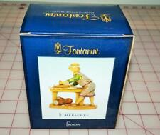 Fontanini Herschel Carpenter Figurine (59803) NEW IN BOX!
