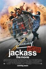 Jackass The Movie Poster  Large 24inx36in