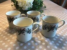 New ListingLenox Winter Greetings Holiday Accent Mugs (Set of Four)