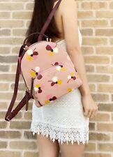 Kate Spade Jackson Dusk Buds Medium Backpack in Pink