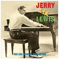 Jerry Lee Lewis - Sun Singles (Red Vinyl) [New Vinyl LP] Colored Vinyl, 180 Gram