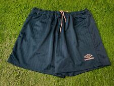Rare Umbro Vintage Mens Football Soccer Shorts 90'S Original Size Xl