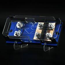 ANL 2 slot bipolar distribution/split block fuse holder for car audio