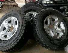 Landcruiser Mags and Tyres