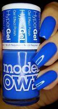 Models Own Nail Polish SG032 Bermuda Blue 1x14ml Hyper Gel Glossy Shine NEW