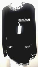 lab Black Coat / medical Sz Small Brand New w/tags / Sublime Scrubs #34