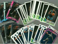 LOT OF (57) 2019 JAYLEN NOWELL PRIZM SILVER PINK ICE OPTIC PINK DRAFT DONRUSS