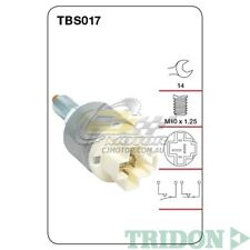 TRIDON STOP LIGHT SWITCH FOR Toyota Camry 09/89-06/91 2.0L(3S-FC)  (Petrol)