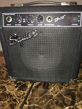 Fender Squier Guitar Amplifier, Amp Model SP-10, 22 Watts