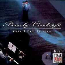 Piano By Candlelight: When I Fall In Love