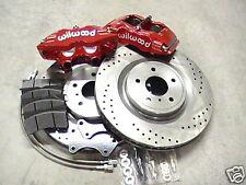 "Big Brake Kit BMW E36 M3 14"" 4 piston Wilwood calipers"