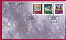 Canada  FDC  # 1873-1875    CHRISTMAS  NATIVITY    2000 Combo    New Unaddressed
