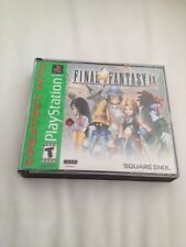 Final Fantasy IX  (PlayStation, 2000)