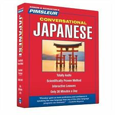 Japanese : Learn to Speak and Understand Japanese with Pimsleur Language...