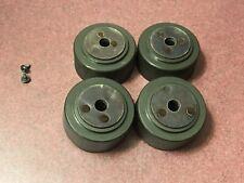 Pioneer PL-55X Turntable Parts - Feet (Set of 4)