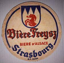 ANCIEN SOUS BOCK - FREYSZ - BIERE D'ALSACE - STRASBOURG - J.-P. NUSS