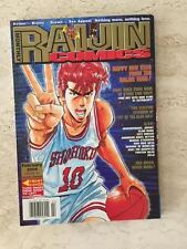 Raijin Comics Issue 41-46