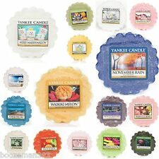 Yankee Candle Box of 24 Different Tarts / Mixed Wax Melts
