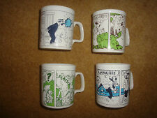 Lovely & Rare Tintin Mugs - Planta 1990 - various designs - individual purchase