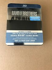 "BRAND NEW ""BAND OF BROTHERS"" AND ""THE PACIFIC"" BLU-RAY BOX SETS"