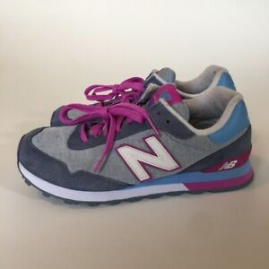 New Balance WL 515AHA 515 Classic Casual Shoes Sneakers Womens sz 8