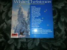 LP - WHITE CHRISTMAS - Weltstars singen Weihnachtslieder - Polydor 249 089