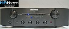 marantz PM8005 140-watt Integrated amp w/phono in/tri-tone controls with remote