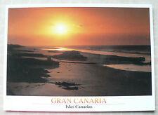POSTCARD - CANARY ISLANDS - GRAN CANARIA - MASPALOMAS - 2001 ?