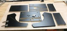 "Extra Wide Bartop Arcade Cabinet Kit - Black, Easy Assembly, for 22"" Monitor"