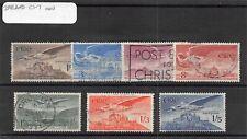 Lot of 11 Ireland Used Stamps Scott # 147-148, 149-150, C1-C7 #142469 X R