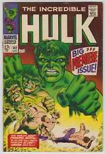 L4560: Incredible Hulk #102, Vol 1, F+/VF Condition
