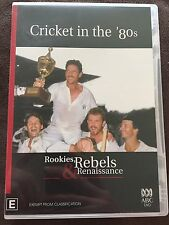 Cricket In The 80s DVD