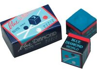 BLUE DIAMOND CHALK 4 PC NEW IN BOX FREE SHIPPING FREE LE PRO TIPS GREAT DEAL