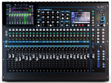 Allen & Heath QU-24C Chrome Edition 30-In/24-Out Digital Mixer Free Shipping NEW