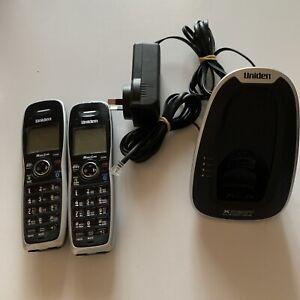 Uniden XDECT8115+1 Charger Base & 2 Handsets