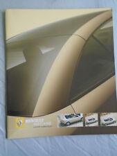Renault Megane Coupe Cabriolet brochure Jun 2005