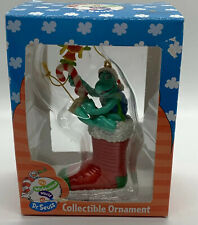 Vintage 1997 Enesco Jim Henson The Wubbulous World Dr. Seuss Christmas Ornament