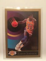 1990 Skybox #138 Earvin Magic Johnson Card Los Angeles Lakers NM-MINT