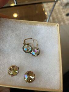 la vie parisienne earrings - 2 Pairs Never Worn