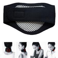 Pain Relief Massager Neck Wrap Collar Heating Neckbraces Magnetic Tourmaline