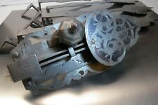 Kapellenschloss Schlüssel Torbänder1700Jh. restaur. Sammlerstück Lot: FE/17/11