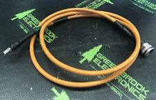 Tm8 S1nk 60 Megaphase Rf Orange Bench Test Cable Type N Male Hex Knurl Ty