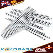 UK Pairs Reusable Chopsticks Metal Korean Chinese Stainless Steel Chop Sticks