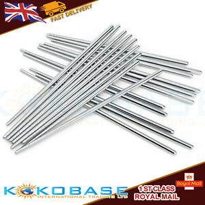 UK Pairs Reusable Chopsticks Metal Korean Chinese Stainless Steel Chop Sticks
