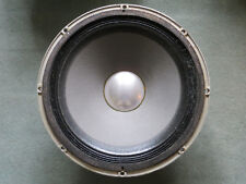 "Vintage 1977 Rola Celestion Powercel 15/125 15"" 8 ohm 125 watt speaker driver"