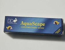 D-D Aquascape Epoxy Grey Or Purple Reef Aquarium Coral Fish Marine Glue Putty