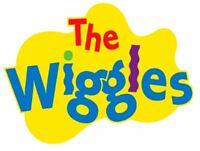 Iron On Transfer - The Wiggles Logo (E5)